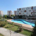 Novella Beşyıldız Sitesinde 3+1, 133 m2 Havuz Manzaralı